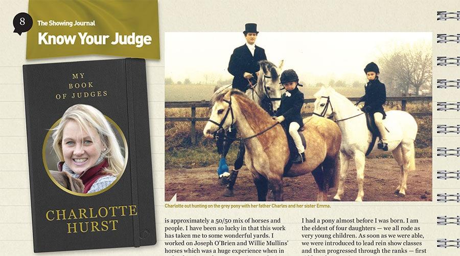 Know Your Judge – Charlotte Hurst