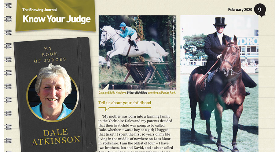 Know Your Judge – Dale Atkinson