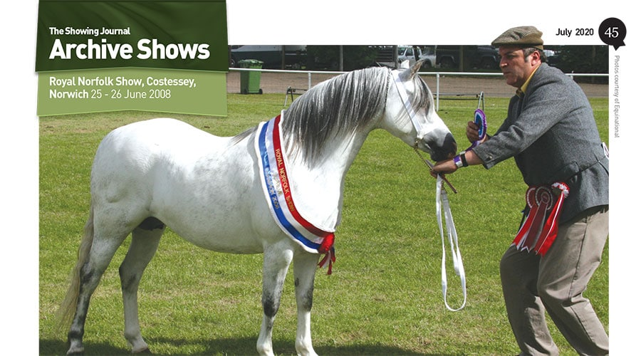 Archive Shows – Royal Norfolk Show, Costessey, Norwich 25 – 26 June 2008