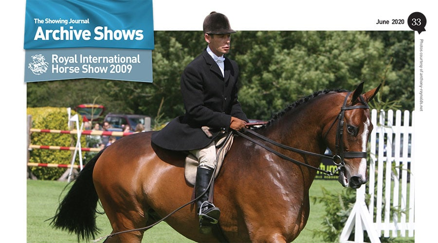 Archive Shows – Royal International Horse Show 2009