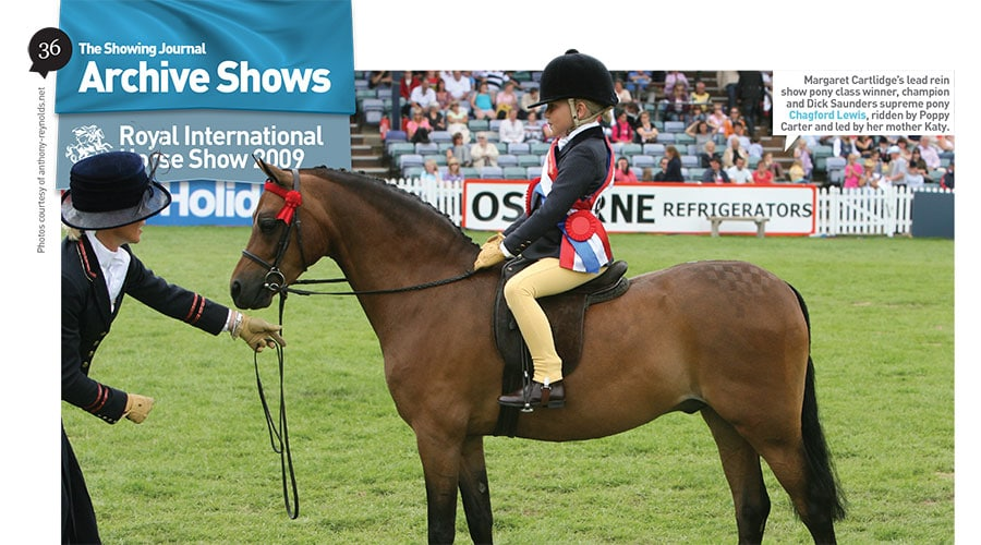 Archive Shows – Royal International Horse Show 2009 Part 2