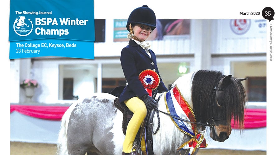 BSPA Winter Champs – 23rd February