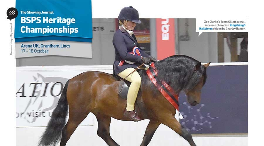 BSPS Heritage Championships – 17 & 18 October