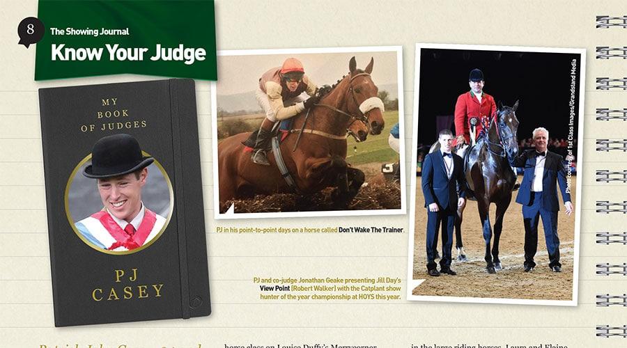 Know Your Judge – PJ Casey