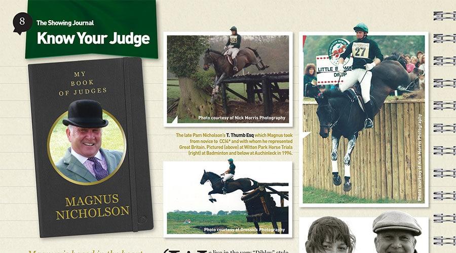 Know Your Judge – Magnus Nicholson
