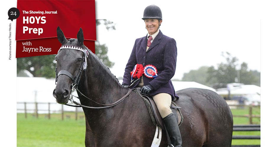 HOYS Prep – The Tricks of Travelling